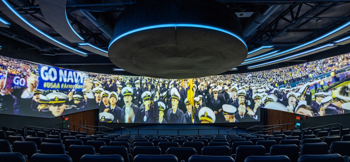 Naval Academy Showcases History of Success in Intercollegiate Athletics