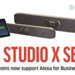 Poly Alexa Zoom Rooms