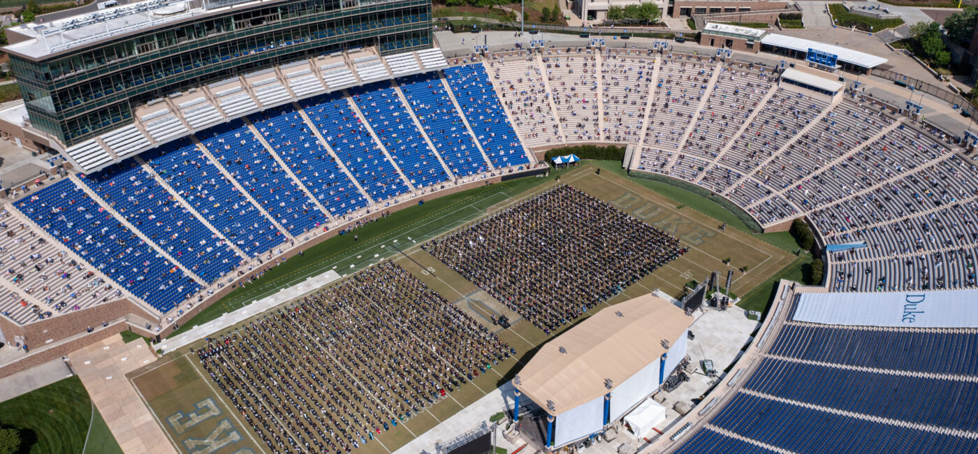 Duke University Commencement Given the Green Light with MLA Compact