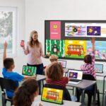LG TR3DJ Interactive Displays