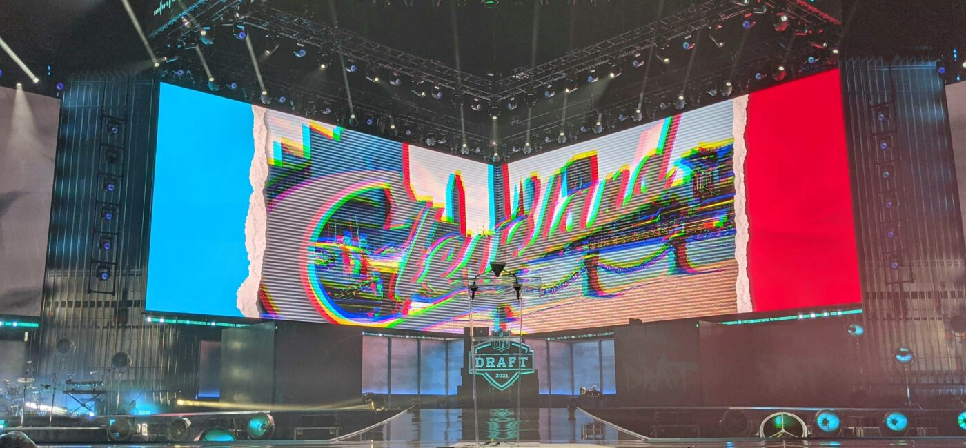L-Acoustics K2 is First-Round Pick for NFL Draft