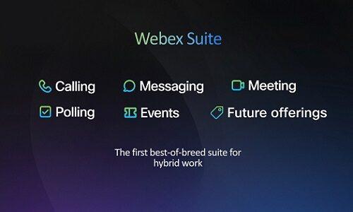 Cisco Webex Suite