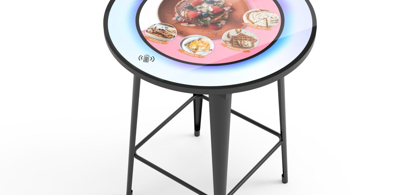 Zytronic's Custom-Touch Technology Enables a Fun New Facet to Socializing