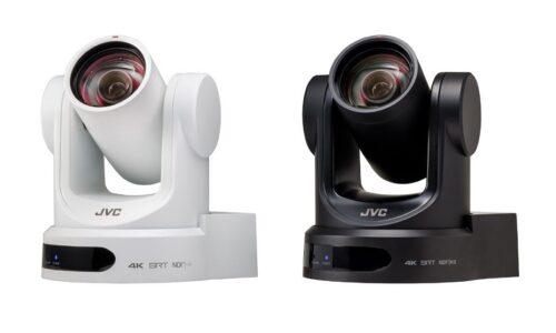 JVC PTZ cameras