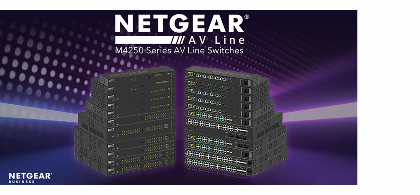 9 Reasons We Recommend NETGEAR's M4250 1Gb Ethernet Switch