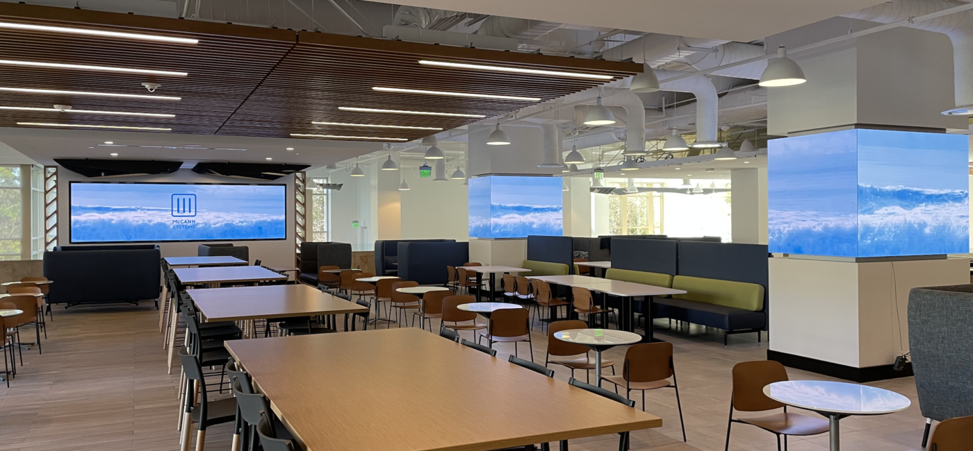 Best Corporate Campus Project: Creating an LED Experience at Financial Services Campus