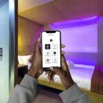 Bloc hotels SYMBIoT control system