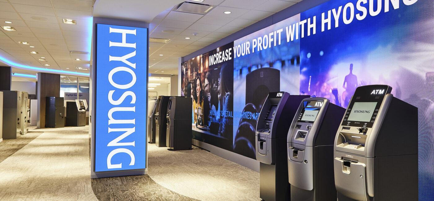 Electrosonic: Hyosung America Customer Experience Center, slide 0