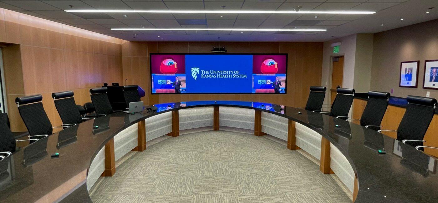 Best Health Care Project: SKC Communications & University of Kansas Hospital