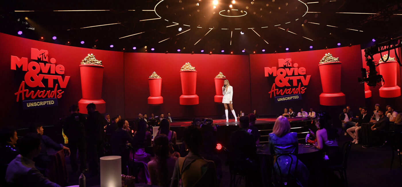 A Sound System that Rocks for MTV Awards