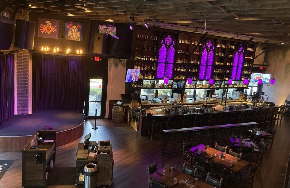Voodoo Bayou Creates Lively Atmosphere With Total Audio Coverage & Control