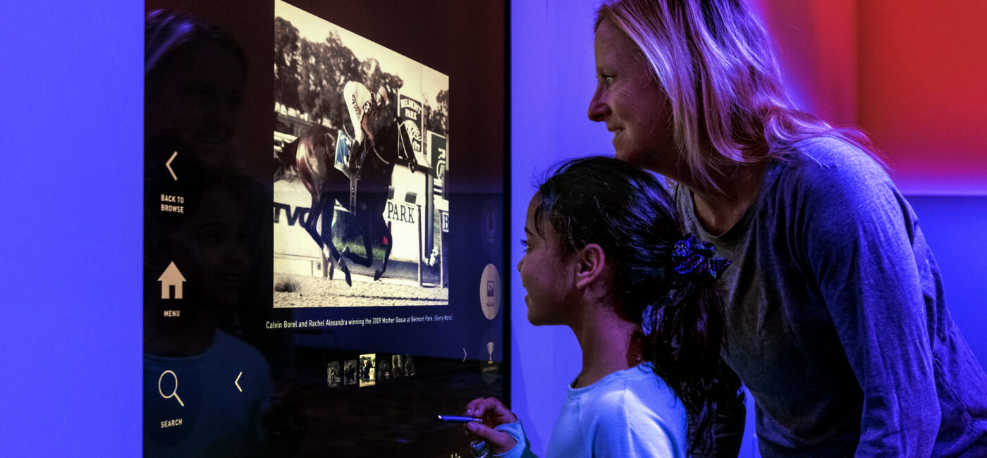 Best Museum Project: National Museum of Racing Hall of Fame, slide 5