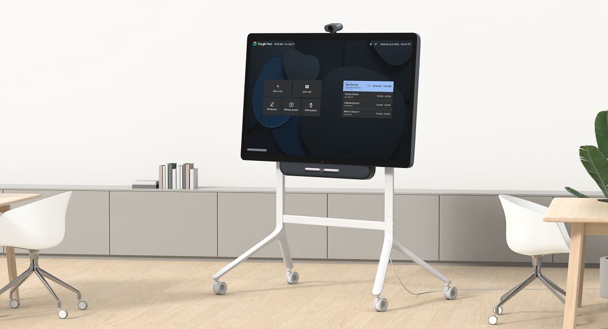 Avocor Launches Dedicated Google Meet Displays