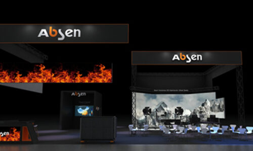 Absen Inc Infocomm 2021