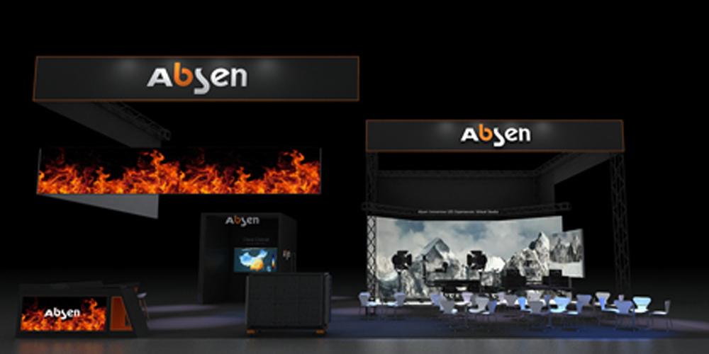 Absen Inc Confirms Infocomm Attendance